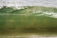 海在澳大利亚挥动 免版税库存照片