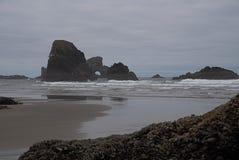 海堆积E 库存图片