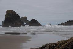 海堆积F 图库摄影
