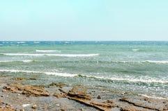 海大海风景 库存照片