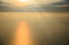 海天空 免版税图库摄影