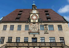 海尔布隆,德国 免版税库存图片