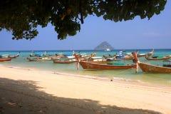 海岛发埃泰国 免版税库存照片