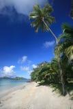 海岛和平的南惊人的yasawa 免版税库存照片