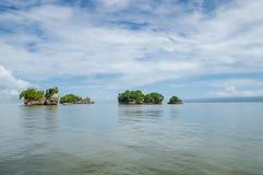 海岛在大西洋 免版税库存照片