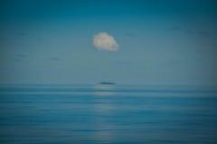 海岛在菲律宾 免版税库存照片