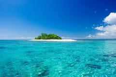 海岛天堂热带假期 免版税库存照片