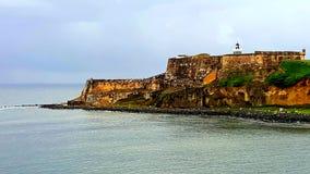 海岛岩石 图库摄影