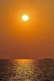 海岛憔悴 免版税库存图片