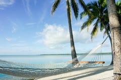 海岛放松样式 免版税库存图片