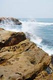 海岛旅行伴侣Blankscape 库存图片