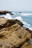 海岛旅行伴侣Blankscape 免版税库存图片