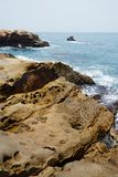 海岛旅行伴侣Blankscape 图库摄影