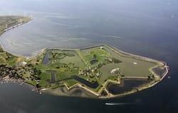 海岛星形 图库摄影