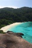 海岛普吉岛similan泰国 免版税图库摄影