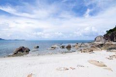 海岛泰国酸值的samui 免版税库存照片