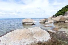 海岛泰国酸值的samui 库存照片