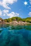 海岛泰国 免版税库存照片