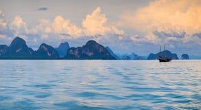 海岛泰国 库存图片