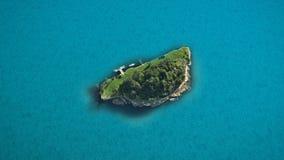 海岛海洋 库存照片