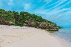 海岛生活 免版税图库摄影