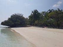 海岛生活 库存照片