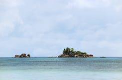 海岛皮埃尔圣徒 库存图片