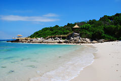 海岛萨尼亚 免版税图库摄影