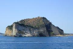 海岛,意大利 免版税图库摄影