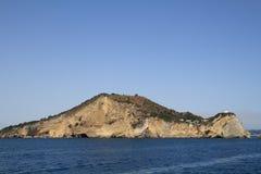 海岛,意大利 免版税库存照片