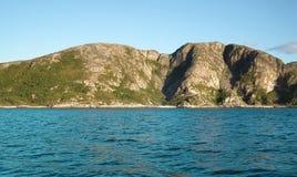 海岛,挪威 图库摄影