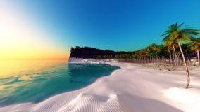 海岛 免版税图库摄影