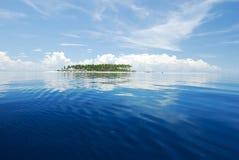 海岛 免版税库存照片