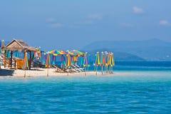 海岛kai普吉岛泰国 免版税库存照片