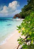 海岛kai 图库摄影