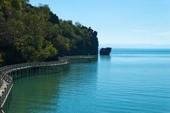 海岛langkawi 库存照片