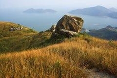 海岛lantao 免版税库存照片