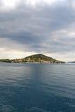 海岛preko 图库摄影