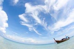 海岛rok 免版税图库摄影