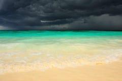 海岛similan tachai泰国 免版税库存图片