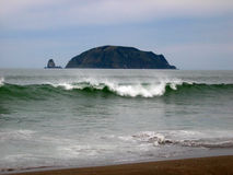 海岛starichkova 免版税库存照片