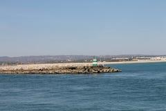 海岛Tavira葡萄牙 库存图片