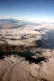 海岛tenerife 库存照片