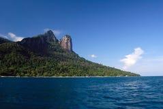 海岛tioman的马来西亚 库存照片