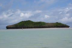 海岛watamu 库存照片