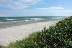 海岸丹麦横向典型的西部 库存图片