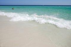 海岸佛罗里达海湾 图库摄影