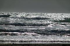 海岸俄勒冈 免版税图库摄影
