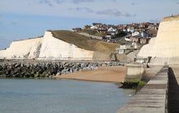 海岸南的英国s 免版税库存图片