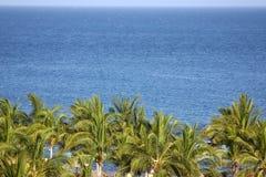 海岸墨西哥 图库摄影